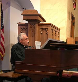 Pastor Scott Elected Permanent Pastor
