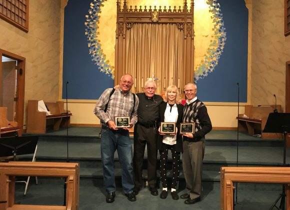 Lutherans of the Year