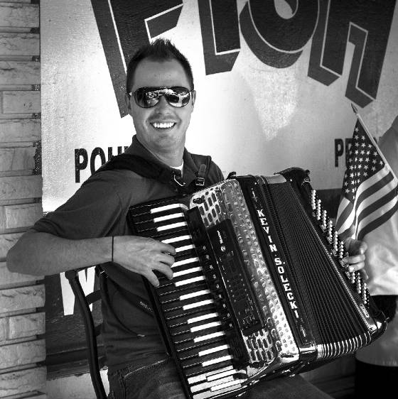 Kevin Solecki Returns to CLC for Fat Tuesday!