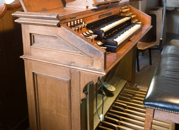 Sounds of the Organ: A Concert by Ed Kapsha