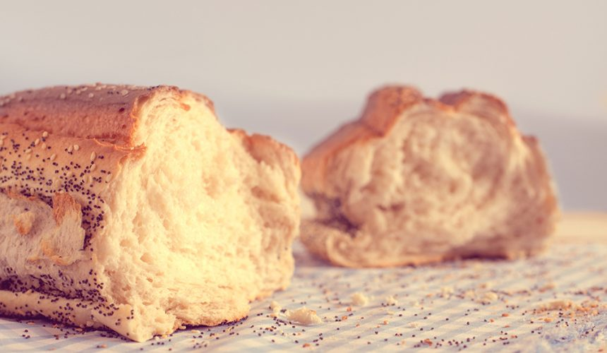 The Weight of the Broken Bread