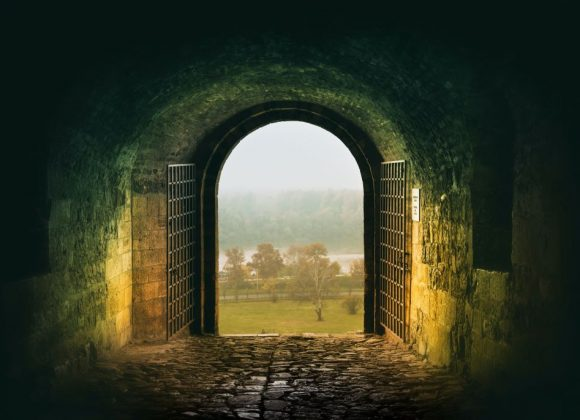 The Mysterious Gate Between Worlds
